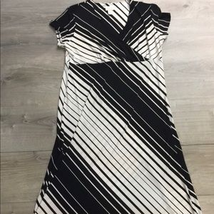 Chico's High-Low maxi dress
